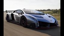 Lamborghini confirma Veneno Roadster - preço será equivalente a R$ 10,6 milhões