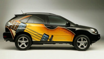 Lexus RX400h Paul McCartney Special Edition