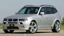 BMW X3 3.0d CLR X from LUMMA