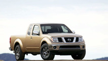 2005 Nissan Frontier Pickup King Cab
