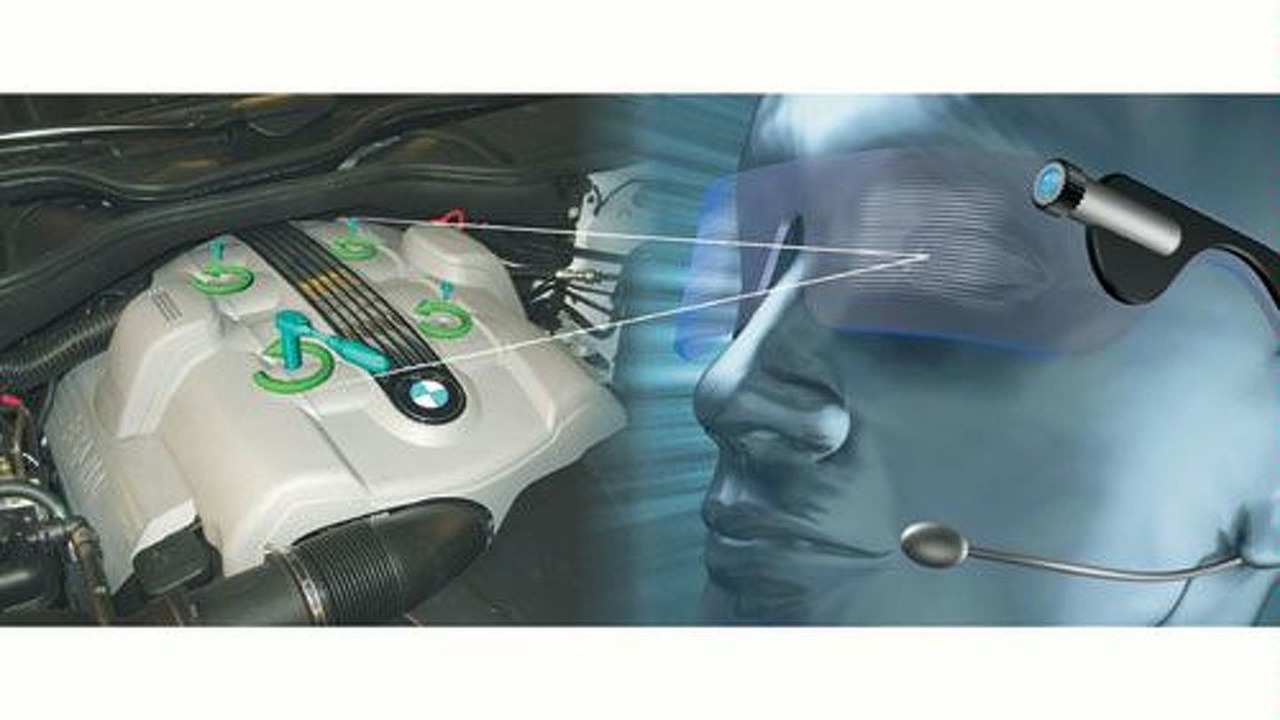 BMW augmented reality