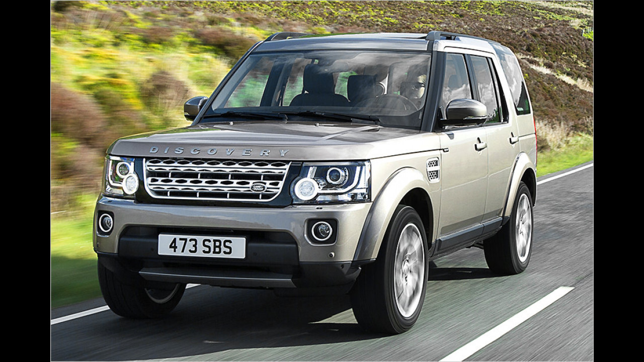 Land Rover Discovery 3.0 TDV6