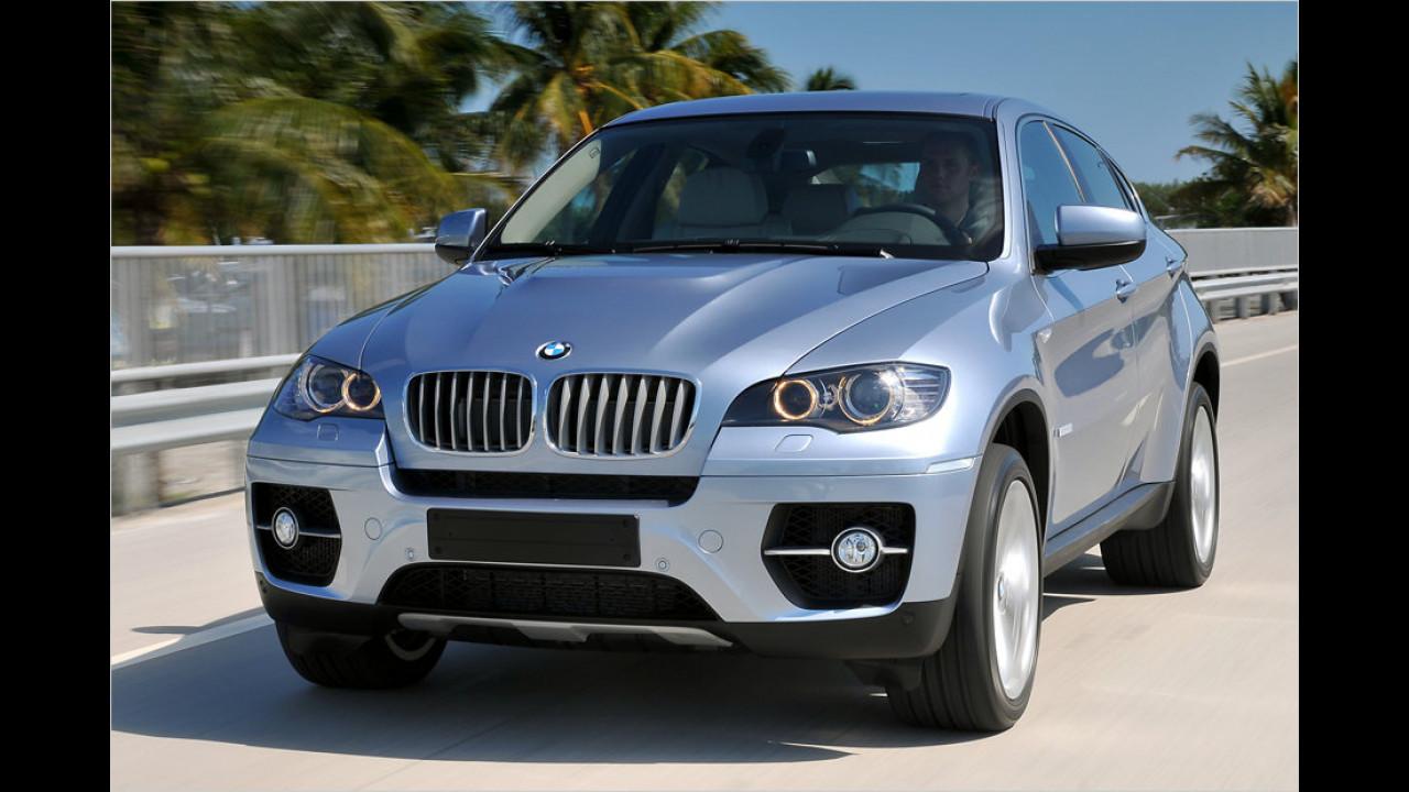 Flop: BMW X6