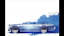 Luxus-Cabrio von Bentley