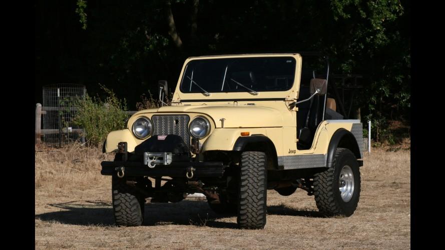 Jeep CJ-5 Renegade