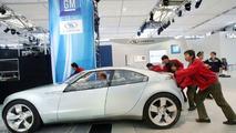 Chevrolet Volt With E-Flex Propulsion System