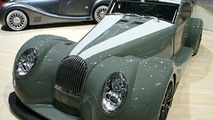 Morgan GT3 and Aeromax at Geneva
