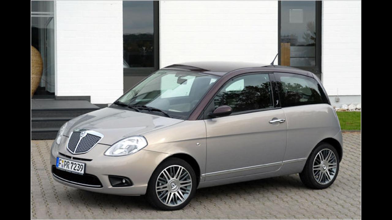 Frauenauto: Lancia Ypsilon