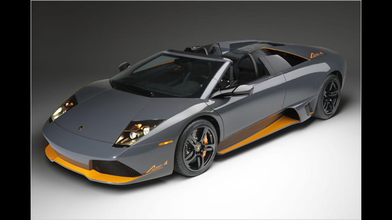 Lamborghini Murciélago Roadster LP650-4