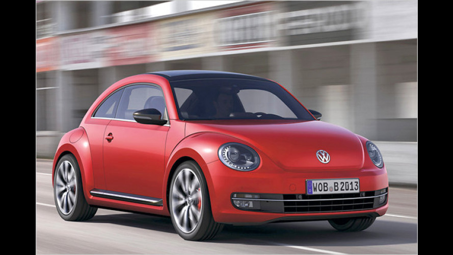 VW Beetle: Der Kult-Käfer wird erwachsen