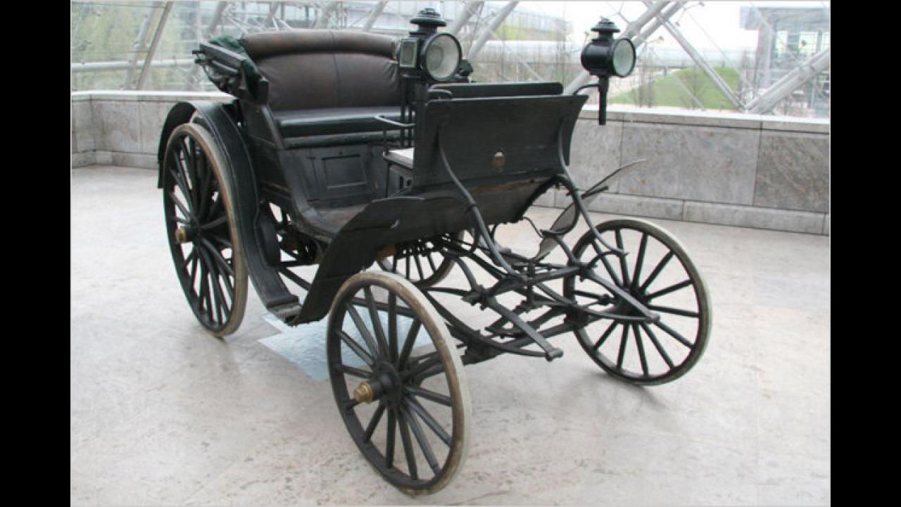 Benz Muli 278 Victoria (1893)