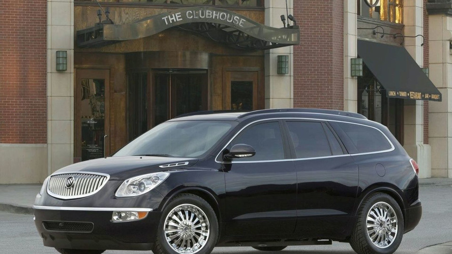 Buick Enclave Triplet Concepts for SEMA