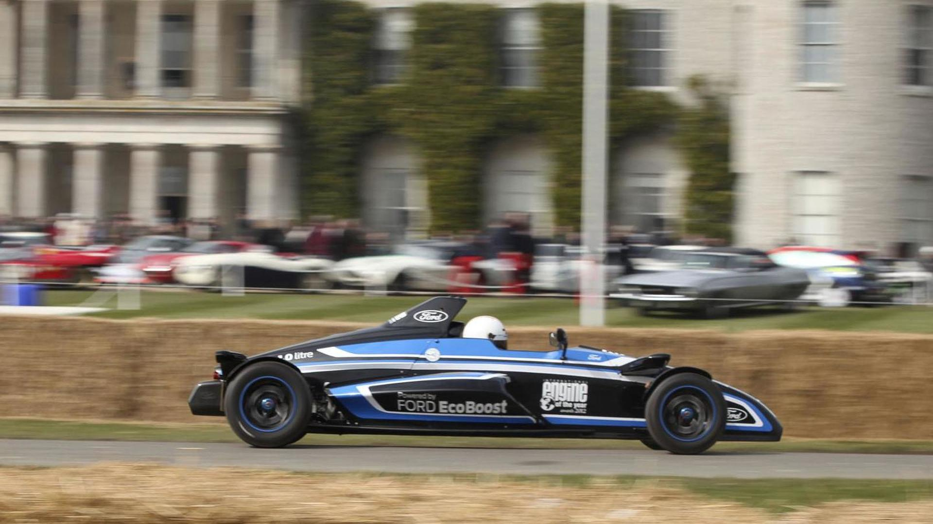 Street legal Ford FF1 headed to Goodwood