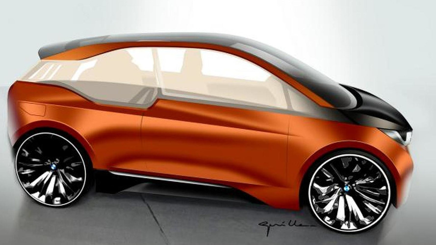 BMW i3 Coupe & MPV under consideration - report