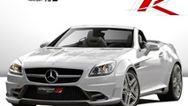 Mercedes SLK by Expression Motorsport 27.5.2013