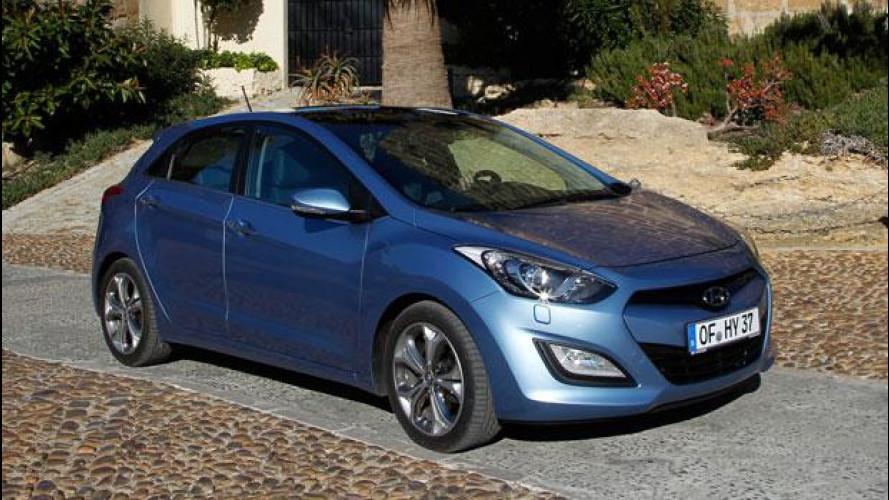 La nuova Hyundai i30 si prova a Torino