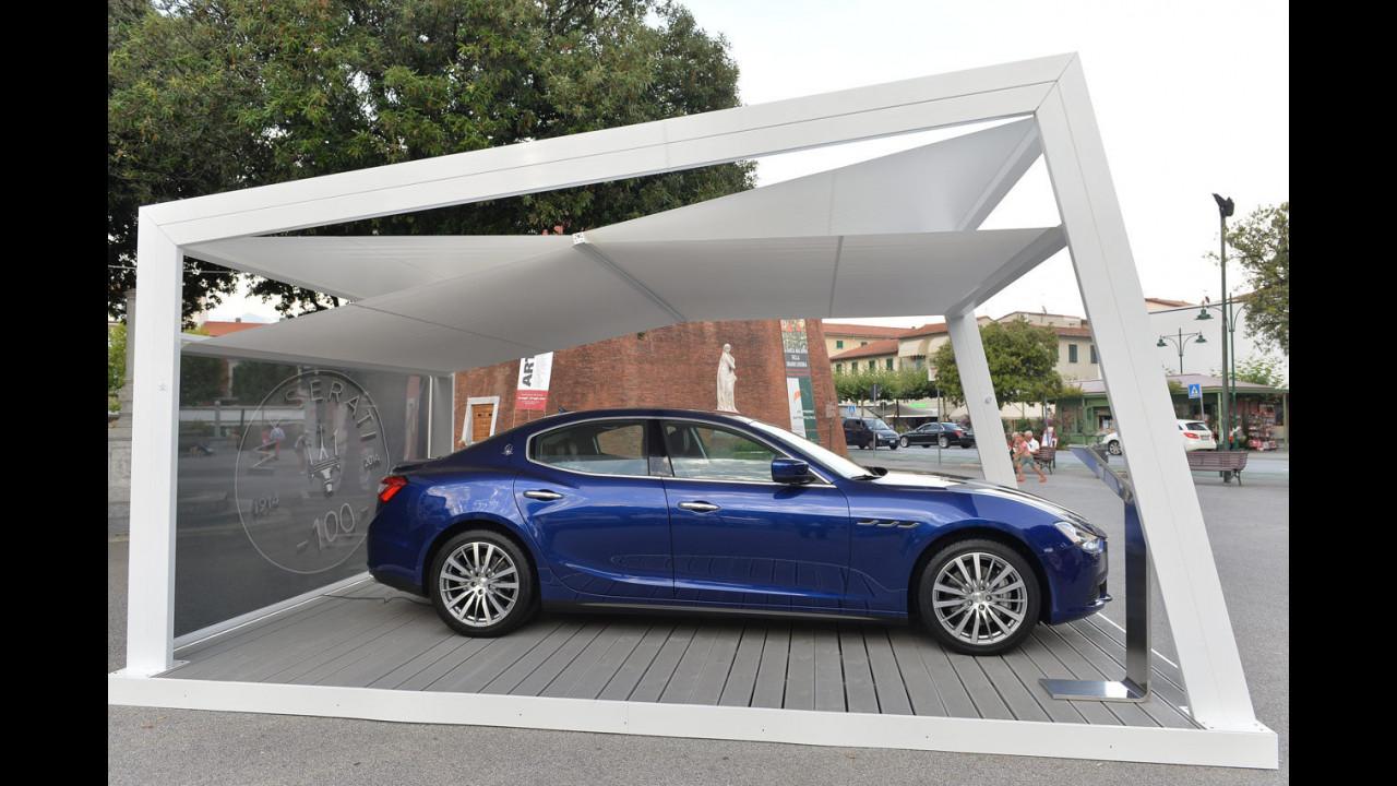 Maserati Centennial Tour