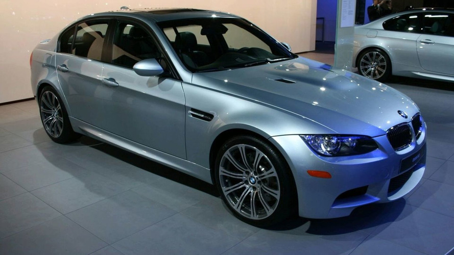 BMW M3 Coupe Pricing Announced (US)
