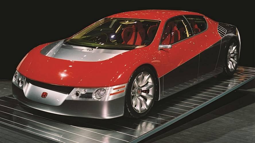 2001 Honda Dualnote: Concept We Forgot