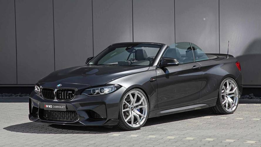 A BMW nem akarta, más elkészítette az első M2 kabriót