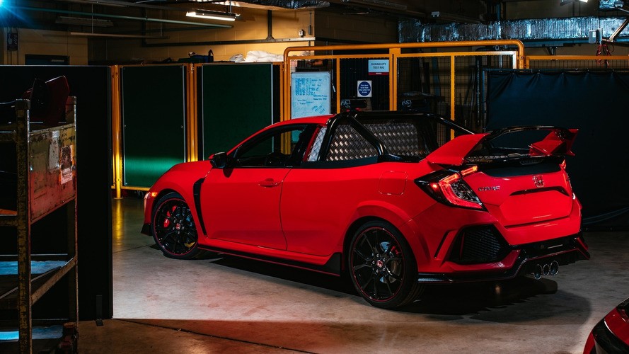 Honda Civic Type R Pickup Truck, una transformación increíble
