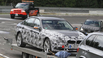 2012 BMW 3-Series spy photo - 6.7.2011