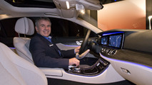 Mercedes-Benz E-Class interior