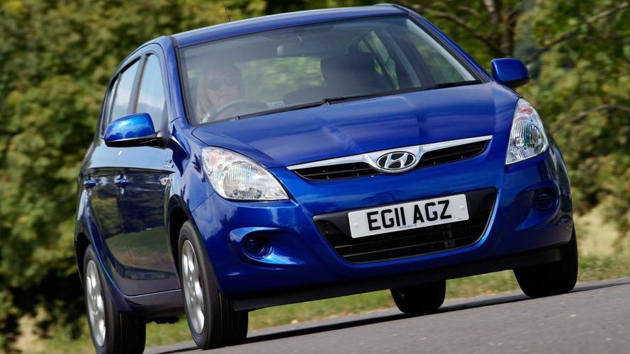 Hyundai i20 Blue launched