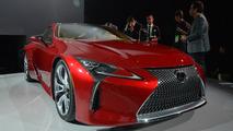 2017 Lexus LC 500