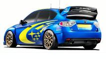 Subaru WRC Concept