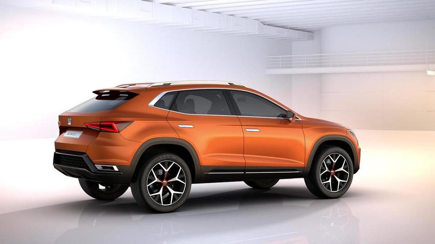 SEAT prepara un SUV deportivo para 2020