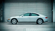 Porsche 989 prototype