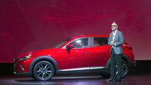 2016 Mazda CX-3 live in Los Angeles