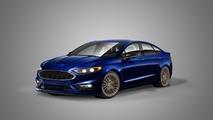 Ford Fusion Sport for 2016 SEMA
