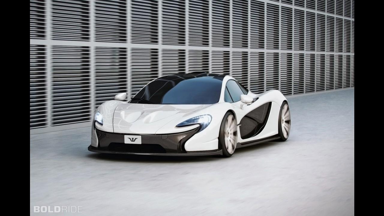 Wheelsandmore McLaren P1