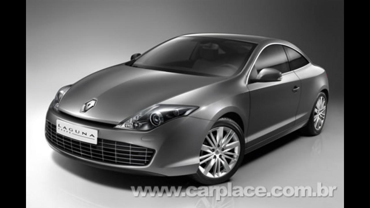 Renault apresenta o Novo Laguna Coupé no Festival de Cannes