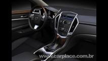Cadillac apresenta oficialmente o novo SRX 2010 antes de Detroit - Veja vídeos