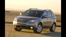 Subaru Tribeca restyling