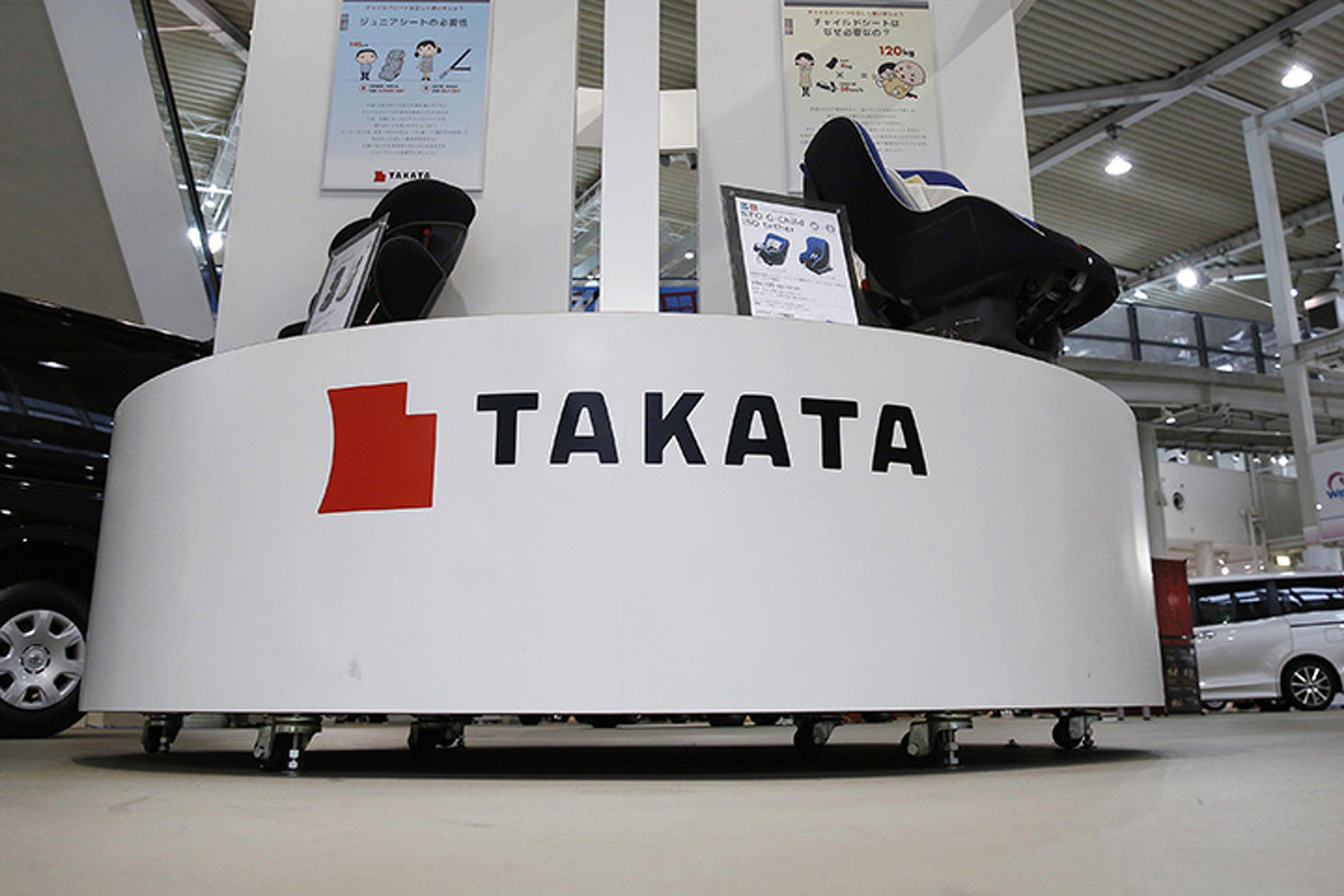 Takata Expands Inflator Recall To 2.7M More Vehicles