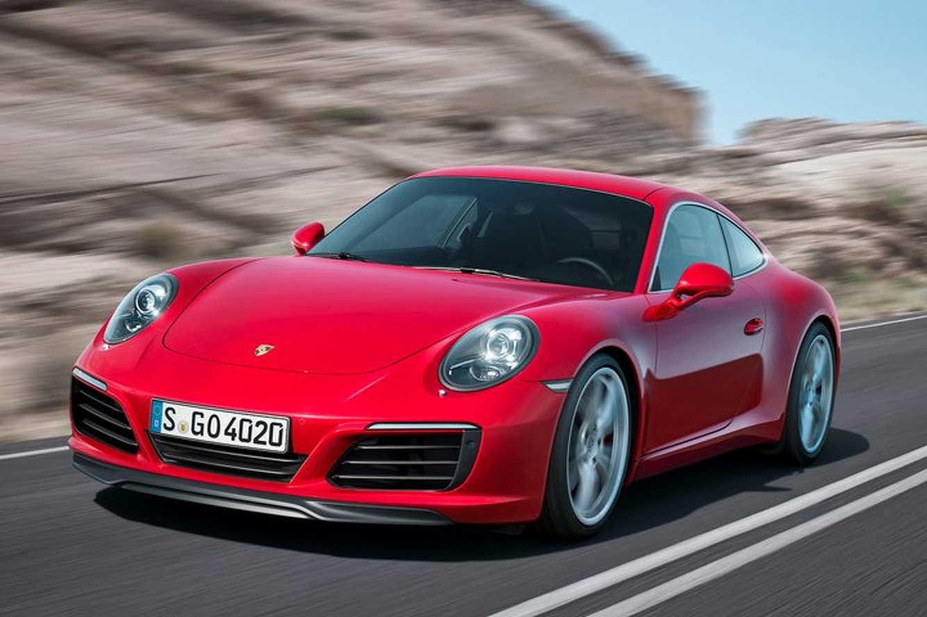 Porsche Developing Manual-Only 911 R?