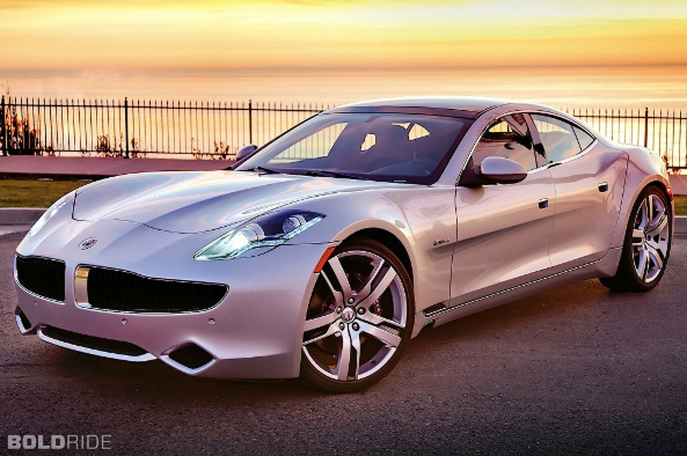 Fisker May Survive, With Help From an Unlikely Place