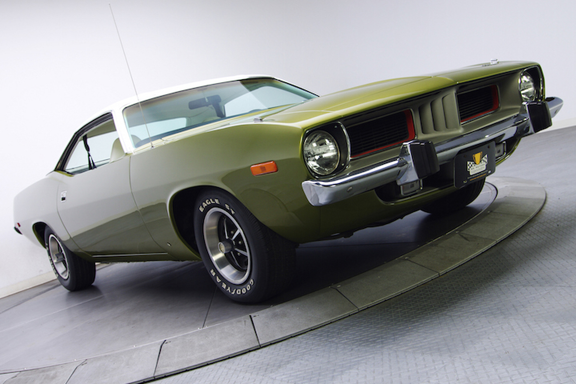 History of the Plymouth Barracuda: The Twilight Years