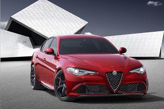 The New Alfa Romeo Giulia Packs 510HP, Jaw-Dropping Italian Style