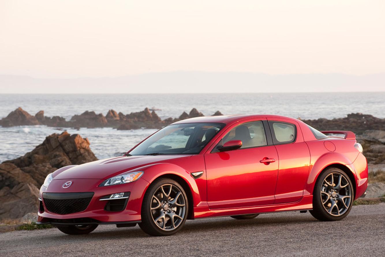 Mazda CEO: A New RX Sports Car Isn't Happening