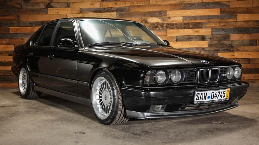 Temiz ve hırçın bu 1991 model BMW M5 eBay'de satılıyor