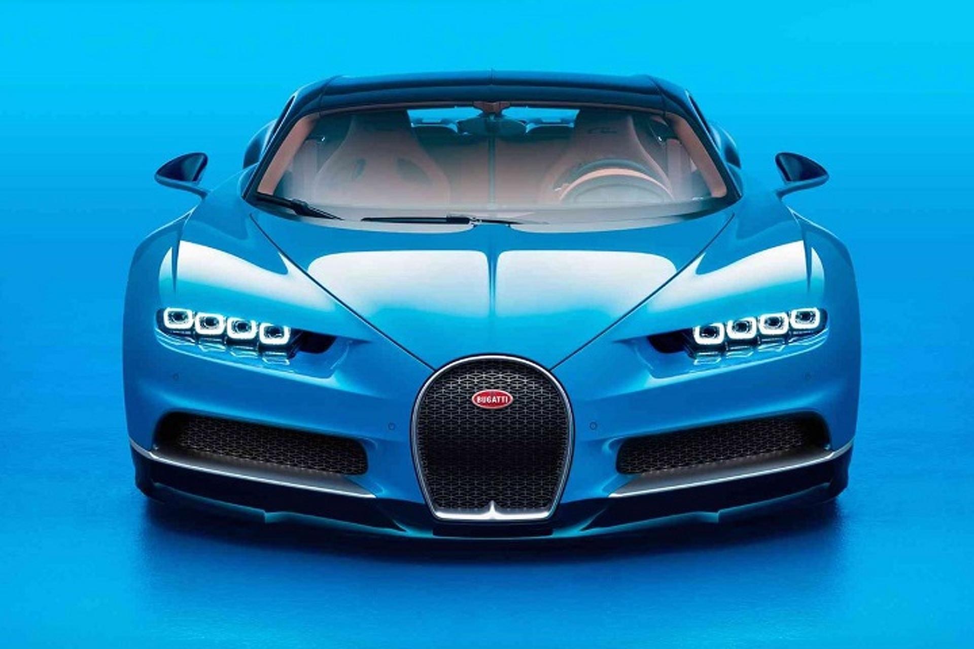 The Bugatti Chiron Almost Had a Completely Different Design