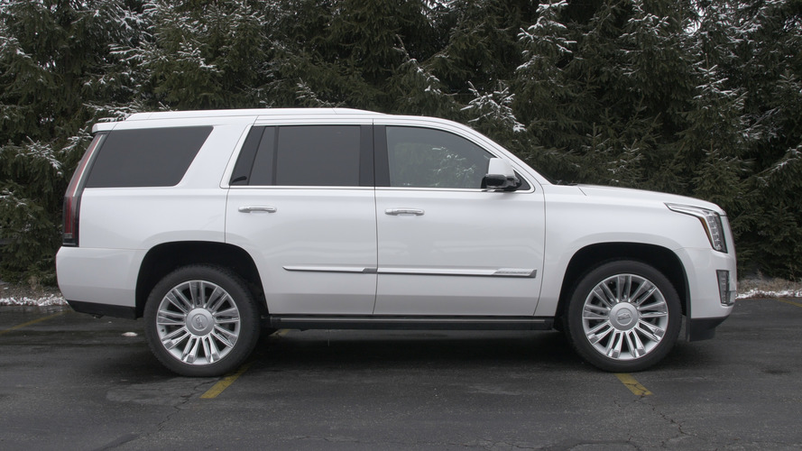 2016 Cadillac Escalade 4WD Platinum | Why Buy?