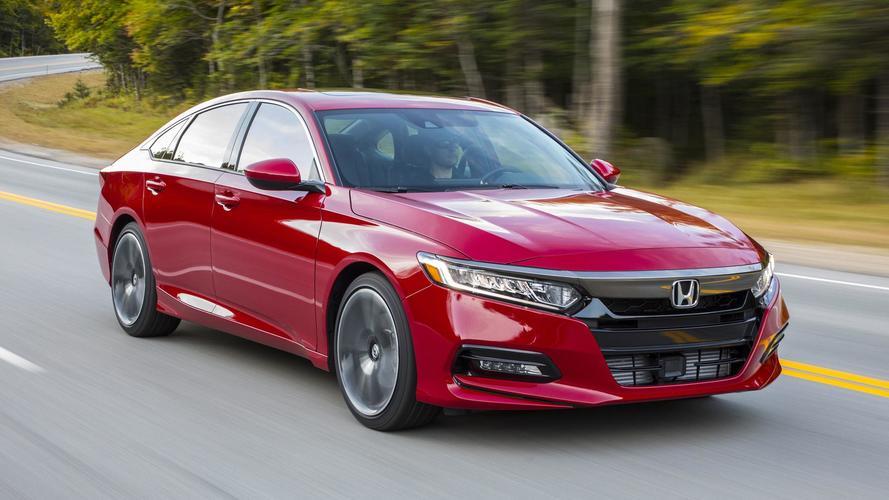 Honda Accord'un ABD'deki üretimine toplamda 11 gün ara verilecek