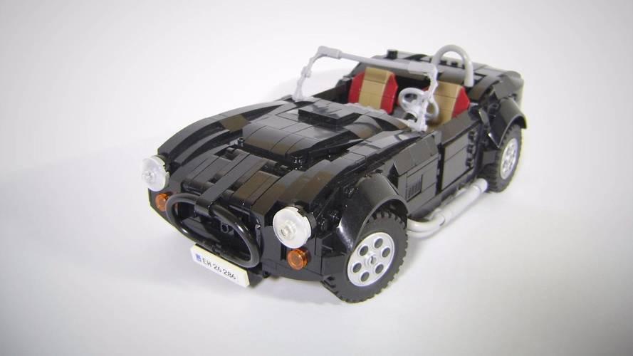 AC Cobra 427, otra gran idea de Lego