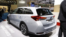 Toyota Auris Sports Touring live in Frankfurt